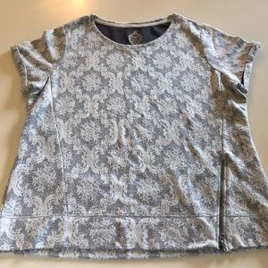Ruff Hewn Relax XL Extra large short sleeve top